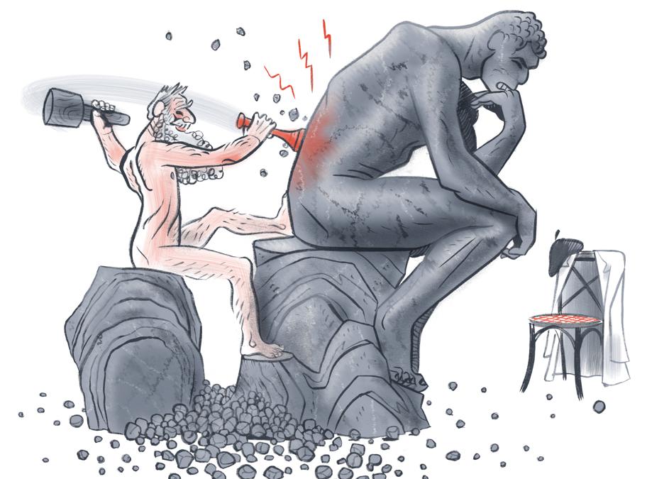 Neem poolshoogte van je zithouding